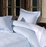 Striped Duvet Set