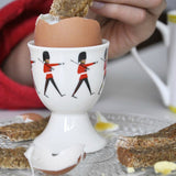 Queens Guard Eggcup