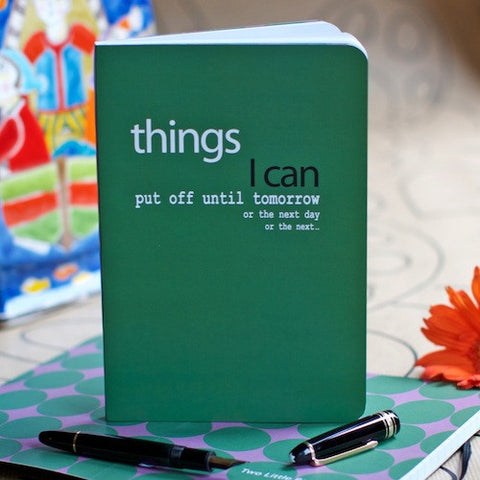 Things Notebooks