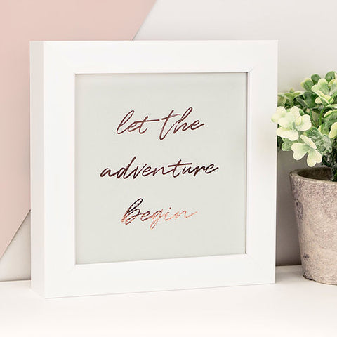 Adventure Begins Artwork
