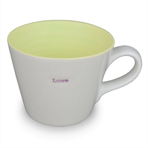 Vintage Coloured Mug