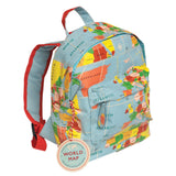 World Map Rucksack