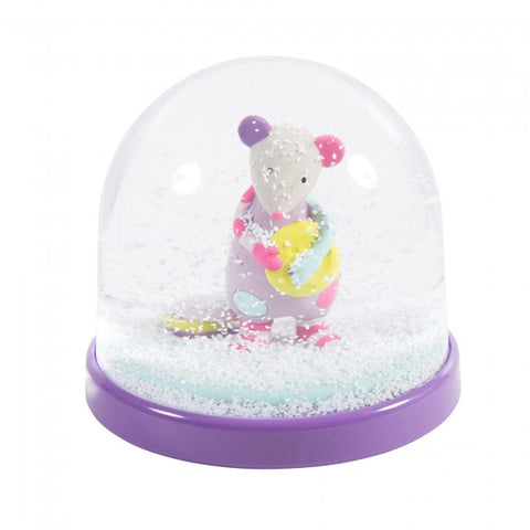 Winter Mouse Snowglobe
