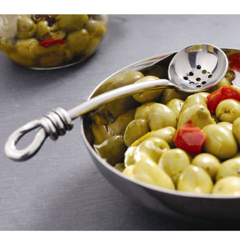 Olive Bowl & Spoon Set