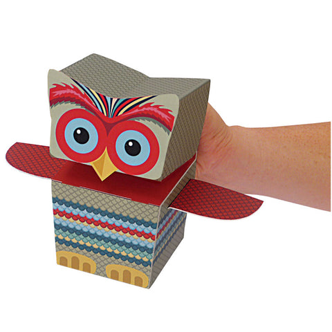 Owl Puppet Kit