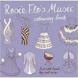 Rosie Flo's Colouring Books