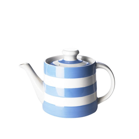 Cornish Blue Teapot