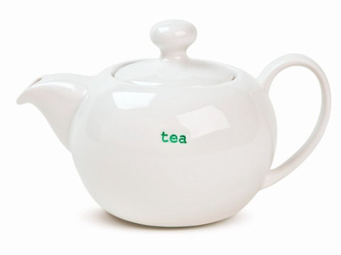 Word Perfect Teapot