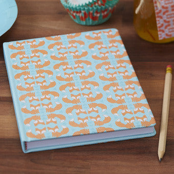 Woodland Friends Notebook