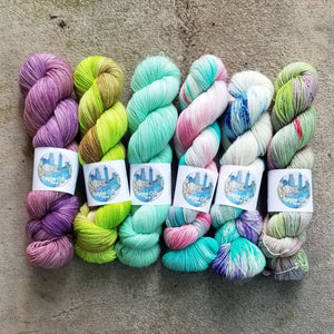 Trunk Show - Haus of Yarn