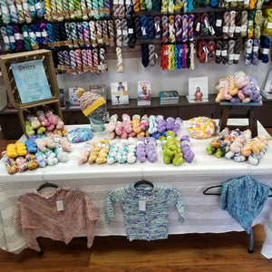 Trunk Show - The Modern Skein