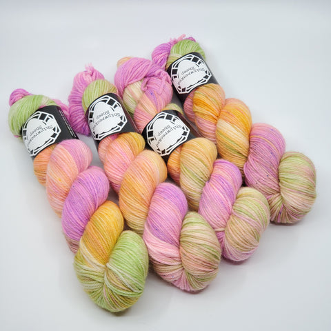 Rainbow Sherbet - Basic Worsted
