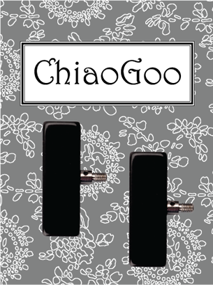 ChiaoGoo - End Stoppers (Small or Large)