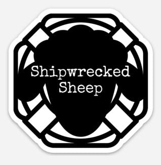 Free Shipwrecked Sheep Magnet