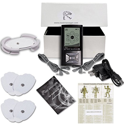 iRest SE Massager Tens Unit FDA 510k Cleared