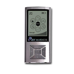 iRest SE Massager Tens Unit FDA 510k Cleared (SILVER)