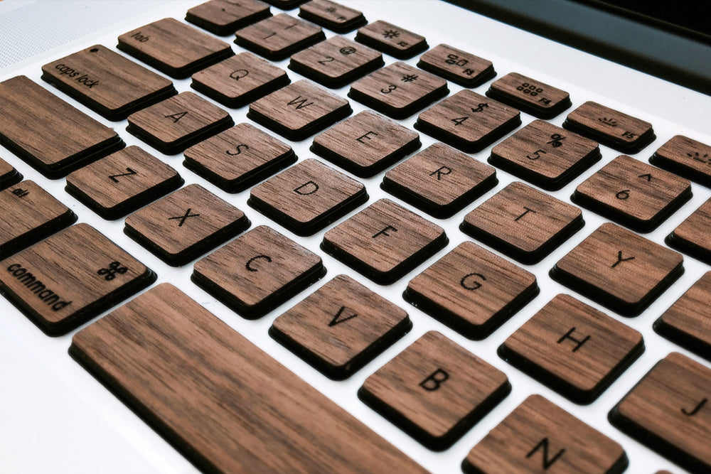 Walnut Keyboard