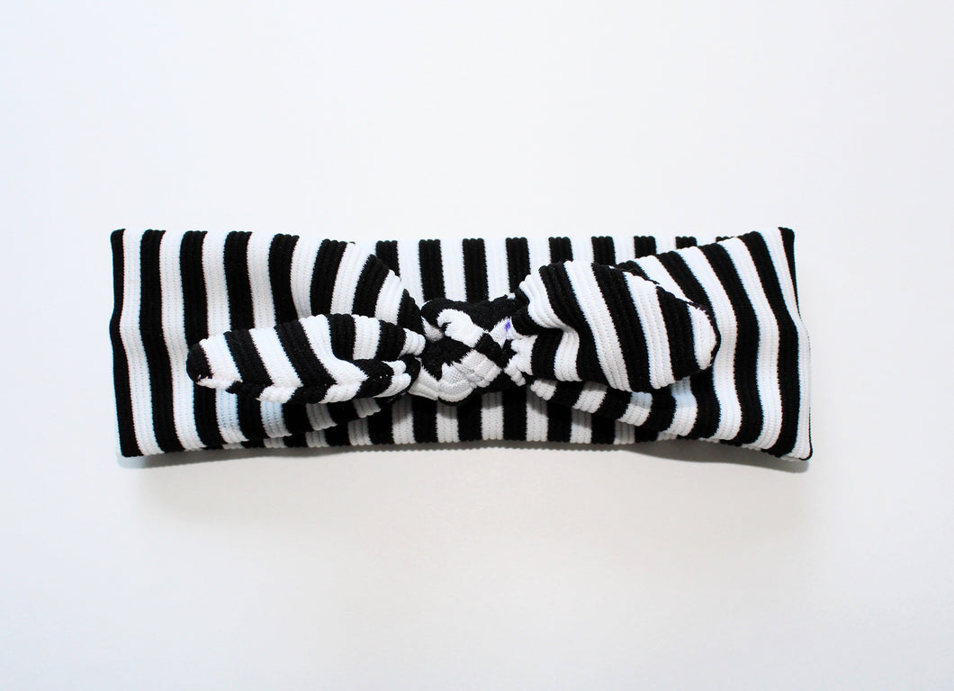 stripes headband