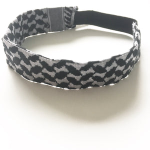 adult keffiyeh headband