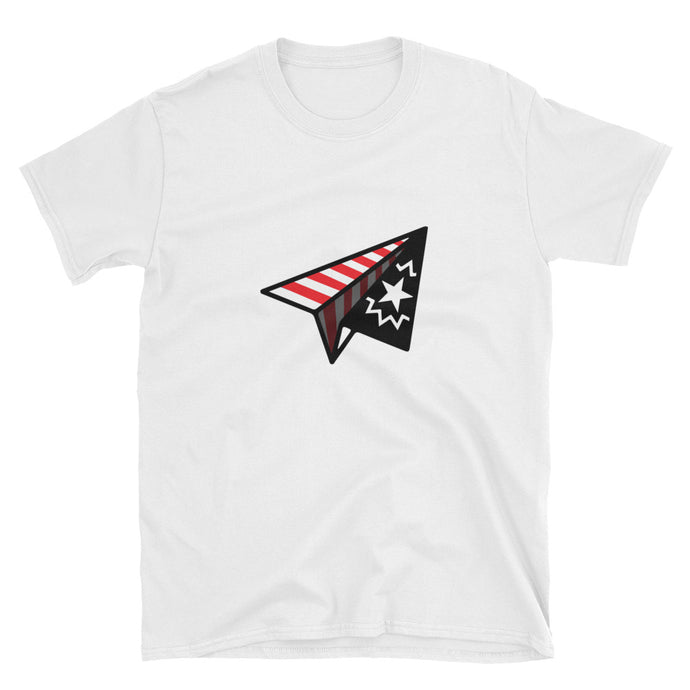 FREEDOM PLANE / BLK / RED