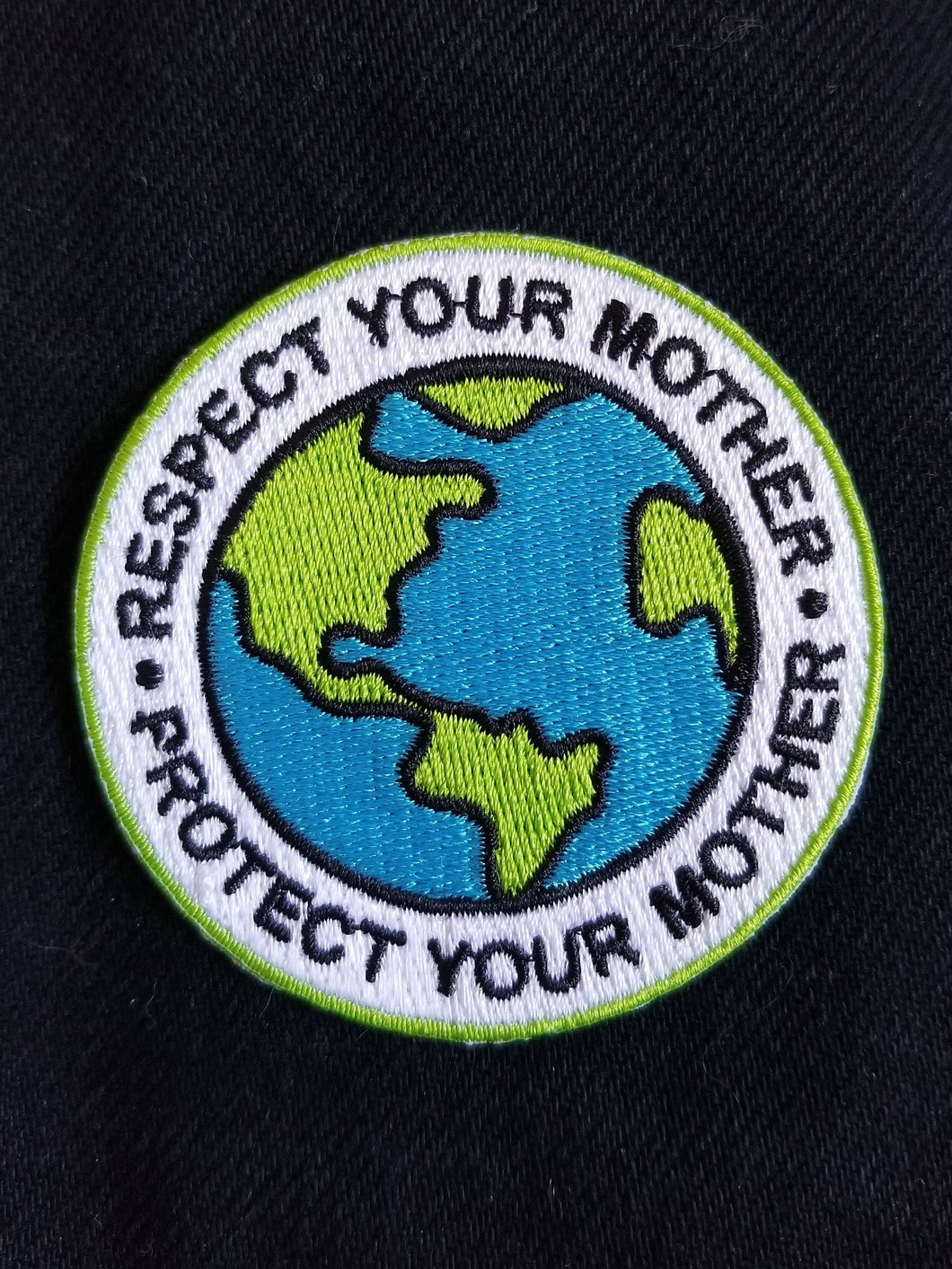 Respect/Protect Earth Patch