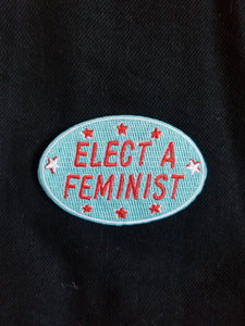 Elect a Feminist Patch