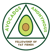 Avocados Anonymous Magnetic Bottle Opener