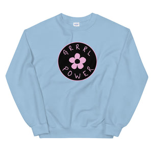 GRRRL Power Crew Neck