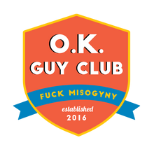 O.K. Guy Club Patch