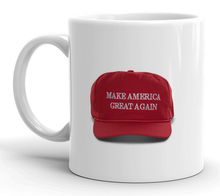 MAGA Cap Mug (Make America Great Again)
