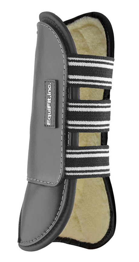 Equifit Multiteq Sheepswool Front boots