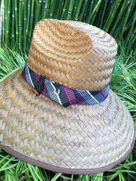 RIATA Designs Argyle Hat
