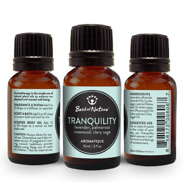 Tranquility Aromatique - Spa & Bodywork Market