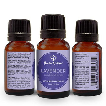 Lavender Essential Oil - Spa & Bodywork Market