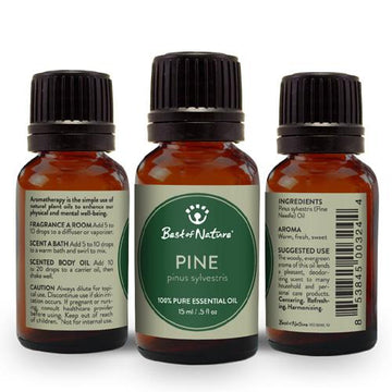 Pine Essential Oil - Spa & Bodywork Market