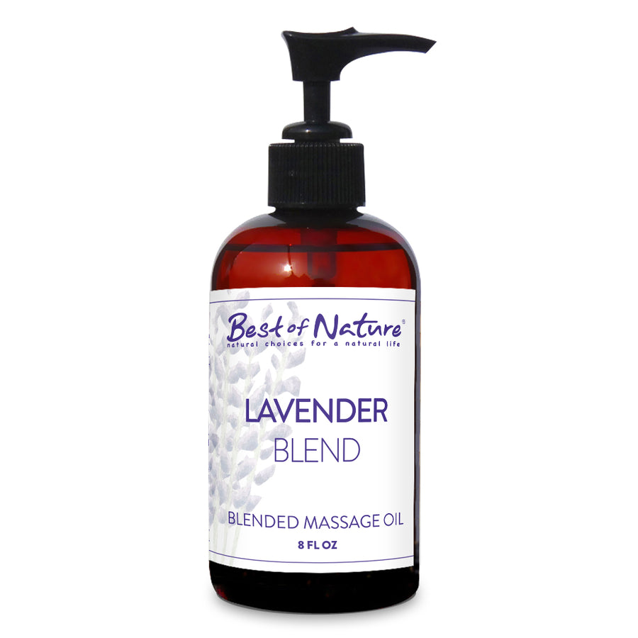Lavender Blend Massage Oil - Professional
