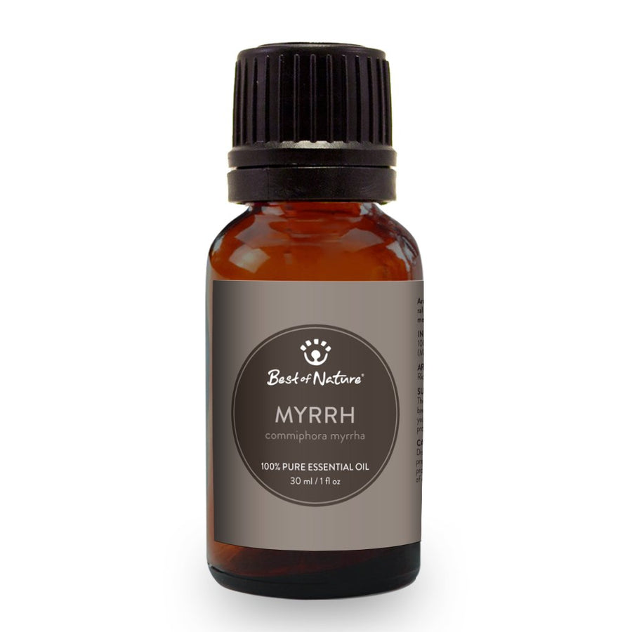 Myrrh Essential Oil - Spa & Bodywork Market