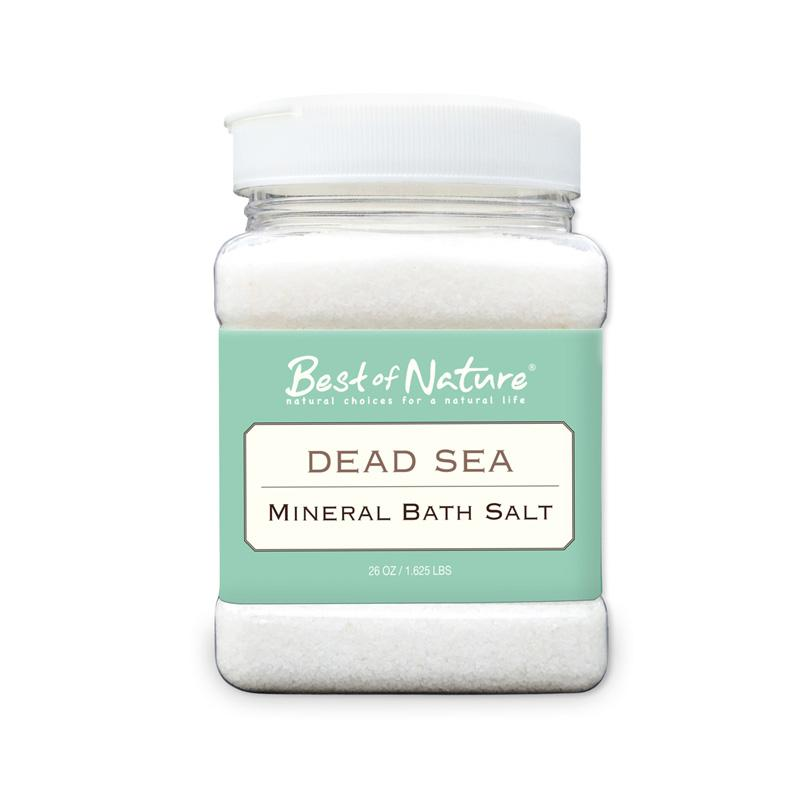 Dead Sea Mineral Bath Salt - Spa & Bodywork Market