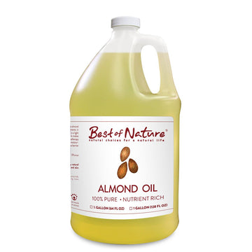 Almond Oil - Spa & Bodywork Market