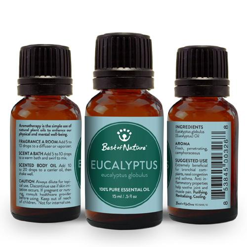 Eucalyptus Essential Oil - Spa & Bodywork Market