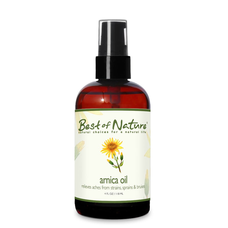 Arnica Oil - Spa & Bodywork Market