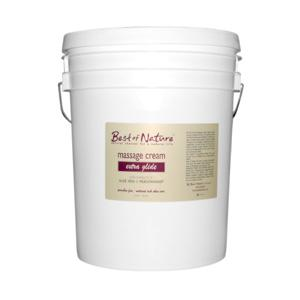 Extra Glide Massage Cream - 5 Gallon Pail - Spa & Bodywork Market