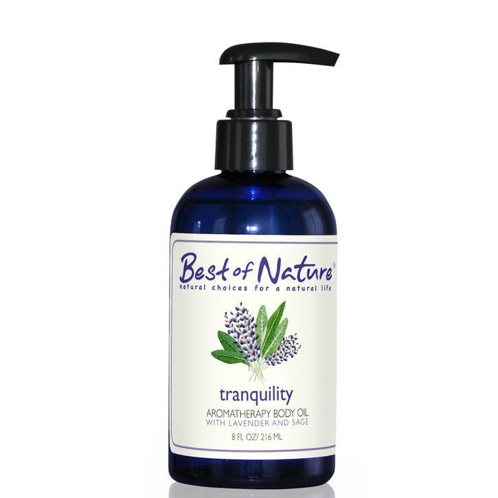 Tranquility Aromatherapy Body Oil