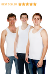 JettProof Sensory Vests | 3 Pack | Men- SAVE OVER £10