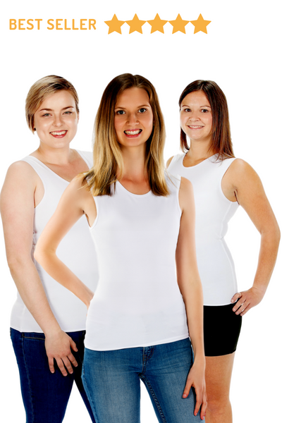 JettProof Sensory Vests | 3 Pack | Womens- SAVE OVER £10