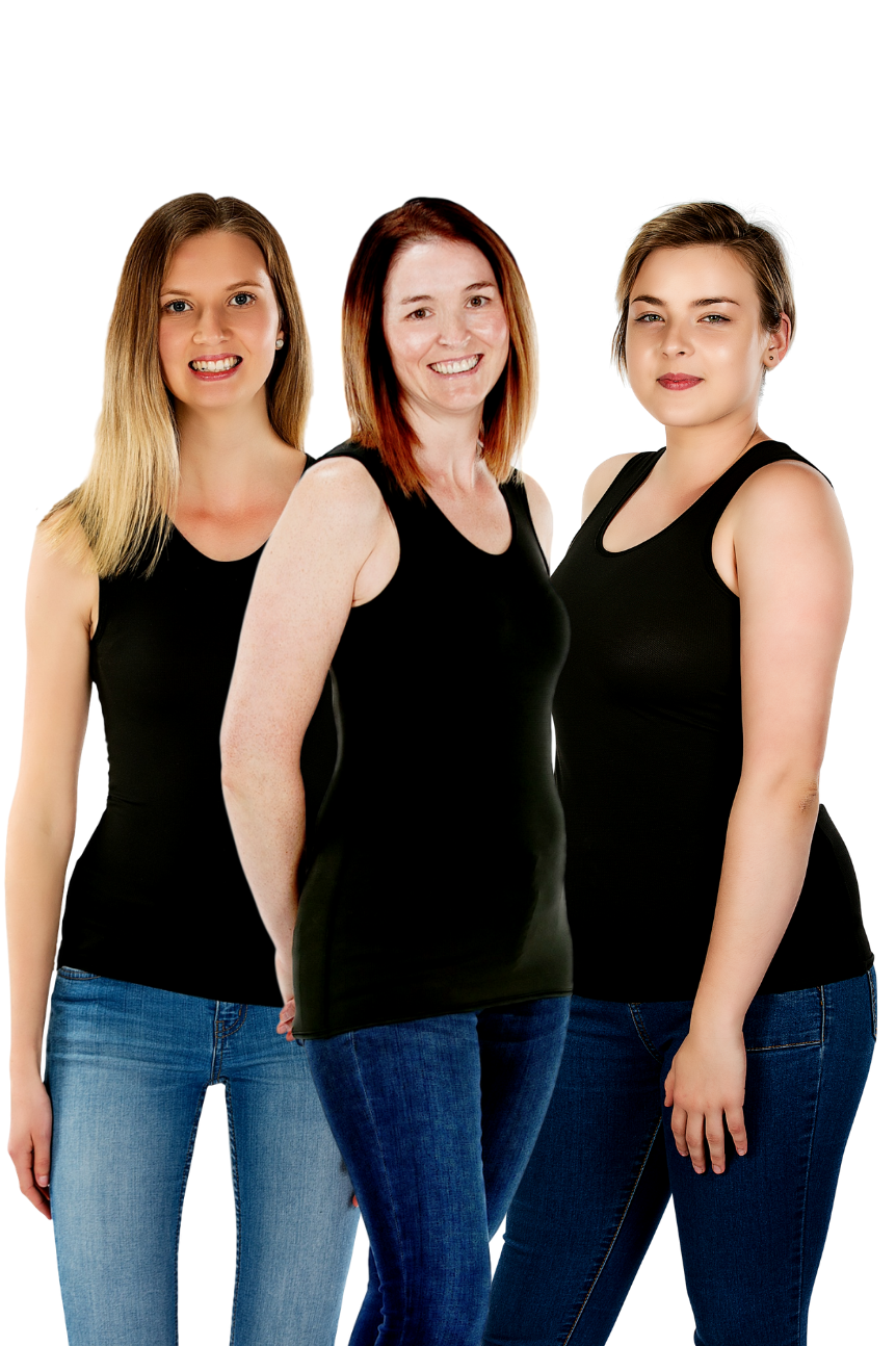 JettProof Sensory Vests | 3 Pack | Women- SAVE OVER £10