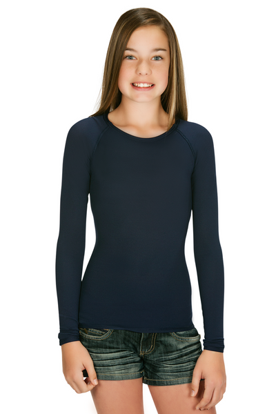 JettProof Sensory Long Sleeve Shirt | Girls