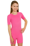 JettProof Sensory Short Sleeve Suit | Girls