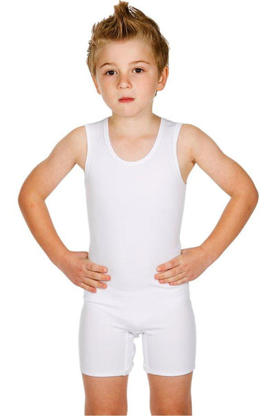 JettProof Sensory Sleeveless Suit | Boys-2-White-JettProof.com.au