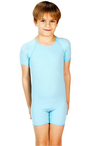 JettProof Sensory Short Sleeve Suit | Boys-2-Sky-JettProof.com.au